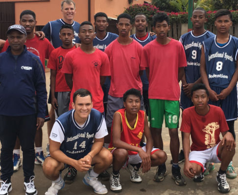 MADAGASCAR - Basketball (Antananarivo) (July 7th - July 18th 2021)